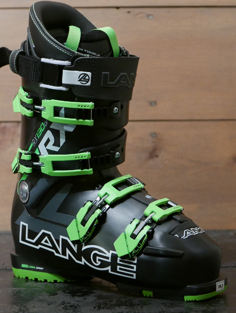 Lange Rx 130 Lv Ski Boots Sold Out Rocky Mountain