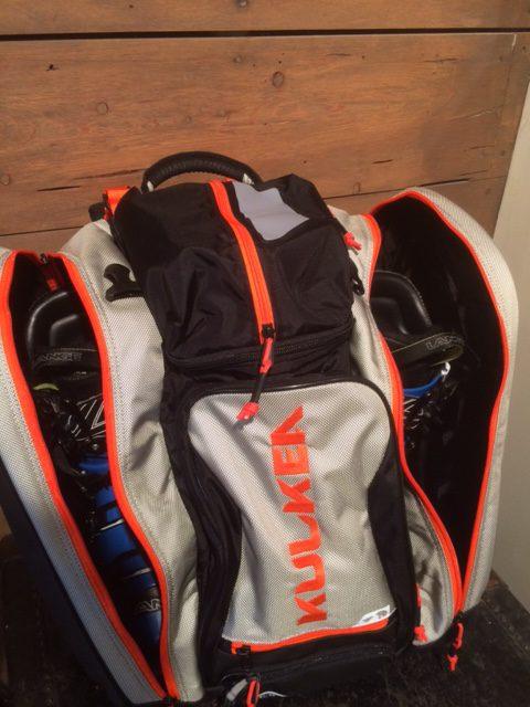 Kulkea Thermal Trekker Heated Ski Boot Back Pack Rocky